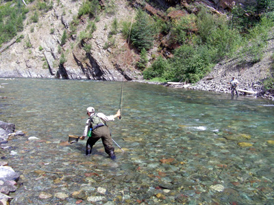 Cattaraugus creek outfitters hosted fly fishing adventures for Cattaraugus creek fishing report